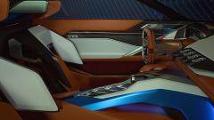 Porsche 911 by Paul Breshke: all'interno prevale il marrone chiaro, insieme al bianco e qualche tocco di carbonio