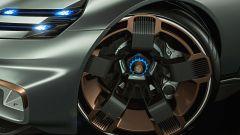 Porsche 911 by Paul Breshke: i cerchi sono probabilmente la parte più futuristica degli esterni