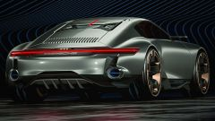Porsche 911 by Paul Breshke: il posteriore
