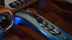 Porsche 911 by Paul Breshke: la console centrale