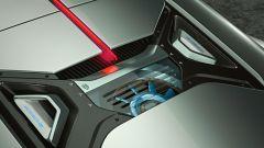 Porsche 911 by Paul Breshke: la ventola sulla parte superiore dell'auto. Raffredderà un motore elettrico?