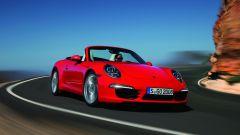 Porsche 911 Cabriolet 2012: foto e video ufficiali - Immagine: 4