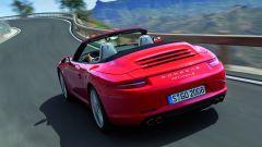 Porsche 911 Cabriolet 2012: foto e video ufficiali - Immagine: 1