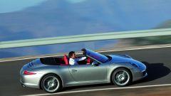 Porsche 911 Cabriolet 2012: foto e video ufficiali - Immagine: 5