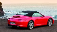 Porsche 911 Cabriolet 2012: foto e video ufficiali - Immagine: 6