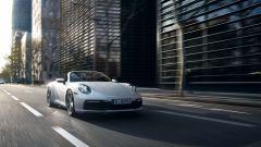 Porsche 911 Carrera 4 Cabriolet: vista anteriore