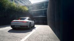 Porsche 911 Carrera 4 Coupé: il posteriore