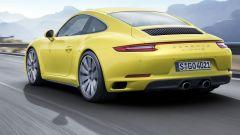 Porsche 911 Carrera 4 e 4S 2016 - Immagine: 1