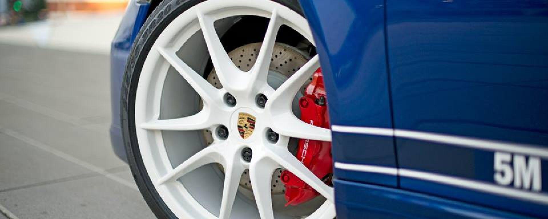 """Porsche 911 Carrera 4S """"5M Porsche Fans"""""""