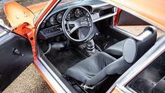 Porsche 911 Carrera RS 2.7 (1973): gli interni