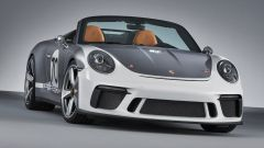 Porsche 911 Speedster Concept: in video da Parigi 2018 - Immagine: 9