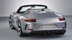 Porsche 911 Speedster Concept: in video da Parigi 2018 - Immagine: 18