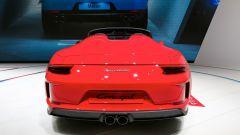 Porsche 911 Speedster Concept: in video da Parigi 2018 - Immagine: 21