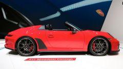 Porsche 911 Speedster Concept: in video da Parigi 2018 - Immagine: 24