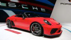 Porsche 911 Speedster Concept: in video da Parigi 2018 - Immagine: 26