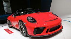 Porsche 911 Speedster Concept: in video da Parigi 2018 - Immagine: 29