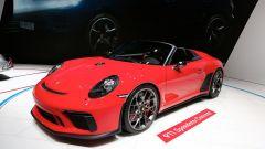 Porsche 911 Speedster Concept: in video da Parigi 2018 - Immagine: 32