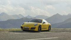 Porsche 911 Carrera T, il telaio sportivo PASM è di serie