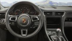 Porsche 911 Carrera T, interni