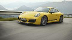 Porsche 911 Carrera T, via il superfluo - Immagine: 1