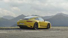 Porsche 911 Carrera T, via il superfluo - Immagine: 8
