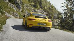 Porsche 911 Carrera T, via il superfluo - Immagine: 13