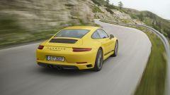 Porsche 911 Carrera T, via il superfluo - Immagine: 14