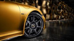 Porsche 911: arrivano i cerchi in fibra di carbonio - Immagine: 1