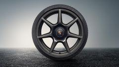 Porsche 911: arrivano i cerchi in fibra di carbonio - Immagine: 4