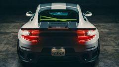 Porsche 911 GT2 RS by Kyza, vista posteriore