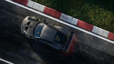 Porsche 911 GT2 RS Clubsport 25: l'arma da track day del team Manthey Racing