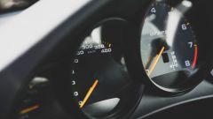 Porsche 911 GT2 RS: il cruscotto dell'auto