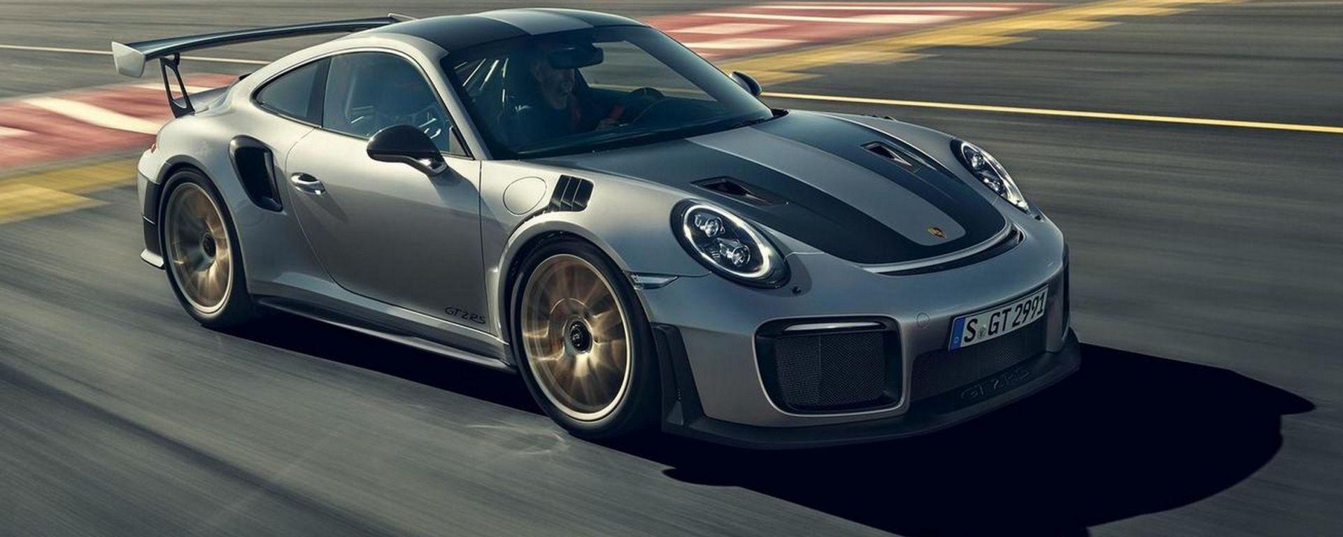 Porsche 911 GT2 RS: la nave affonda e riprende la produzione