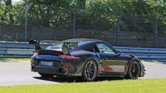 Porsche 911 GT2 RS: la nuova generazione  è in fase di collaudo