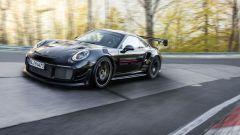 Porsche 911 GT2 RS: record sul tempo al 'Ring