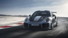 Porsche 911 GT2 RS: vista del frontale