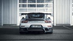 Porsche 911 GT2 RS: vista posteriore