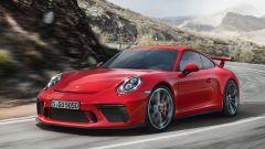 Porsche 911 GT3 2017, 500 CV