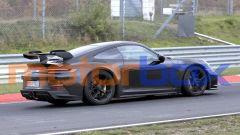 Porsche 911 GT3 2021: come sarà in versione definitiva