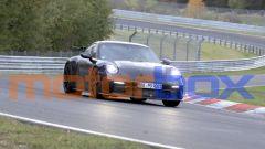 Porsche 911 GT3 2021 impegnata al 'Ring
