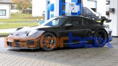 Porsche 911 GT3 2021: nuove foto spia