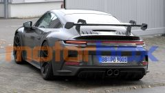 Porsche 911 GT3 2021: rientro in officina