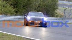 Porsche 911 GT3 2021: visuale frontale