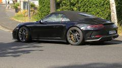 Porsche 911 GT3 Cabriolet: le foto spia, il motore, quando arriva