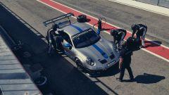 Porsche 911 GT3 Cup 2021 ai box