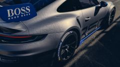 Porsche 911 GT3 Cup 2021: dettaglio posteriore