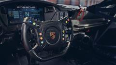 Porsche 911 GT3 Cup 2021: il cockpit