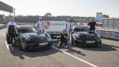 Porsche 911 GT3: il record al 'Ring