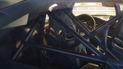 Porsche 911 GT3: la gabbia protettiva in abitacolo