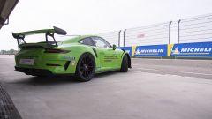La Porsche GT3 RS a Cervesina: video onboard
